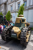 Renault FT 17 light tank Stock Photo