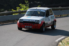 Renault 5 GT Turbo Stock Photo
