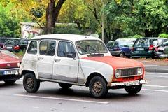Renault 4 GTL Immagini Stock