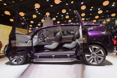 Renault Initiale Paris Concept Stock Afbeelding