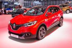 Renault Kadjar 2015 Photo libre de droits