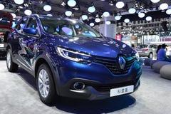 Renault Kadjar SUV Zdjęcie Stock