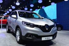 Renault Kadjar SUV Obraz Royalty Free