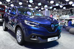 Renault Kadjar SUV Stock Photo
