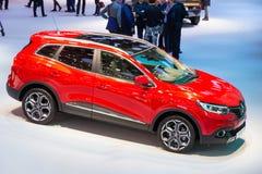 Renault Kadjara-auto Royalty-vrije Stock Foto