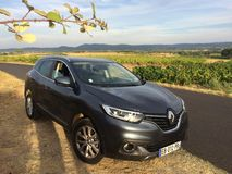 Renault Kajar imagem de stock