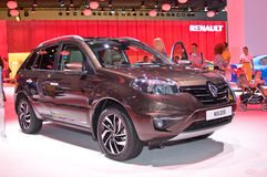 Renault Koleos Stock Photos