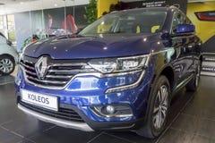 Renault Koleos SUV Стоковое Фото