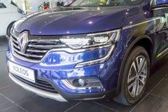 Renault Koleos SUV Стоковое Изображение