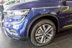 Renault Koleos SUV Royalty Free Stock Images