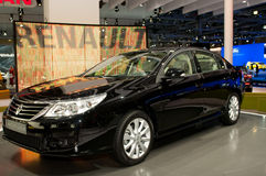 Renault Latitude - world premiere Stock Image