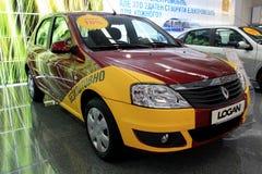 Renault Logan Stock Photography
