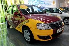 Renault Logan Dacia Royalty Free Stock Image