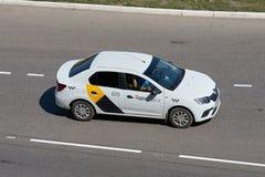 Renault Logan imagem de stock