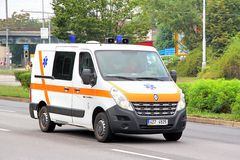 Renault Master Stock Photography