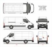 Renault Master Cargo Delivery Van L3H2 RWB 2014-2019