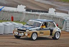 Renault 5 Maxi Turbo Arkivfoton
