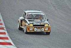 Renault 5 Maxi Turbo Royaltyfria Foton