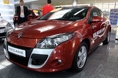 Renault Megane Stock Images