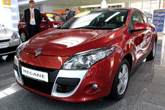 Renault Megane Royalty Free Stock Images