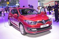 Renault Megane Royalty Free Stock Photo