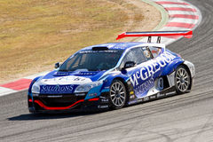 Renault Megane Race Stock Images