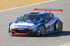 Renault Megane racing Stock Photos