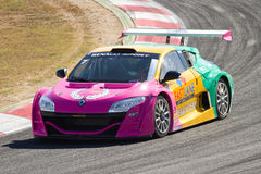 Renault Megane racing Stock Photo