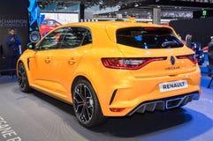Renault Megane RS Royalty Free Stock Photos