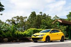 Renault Megane RS265 kopp Fotografering för Bildbyråer