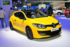 Renault Megane RS stock photo