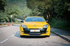 Renault MEGANE Sportback Stock Afbeelding