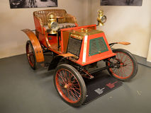 Renault mod. 3 e 1/2 HP at Museo Nazionale dell'Automobile Stock Photo