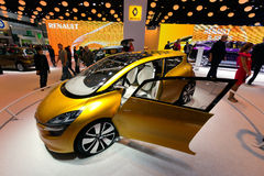 Renault R-Space Royalty Free Stock Photography