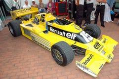 Renault RS 01 F1 Lizenzfreie Stockfotografie