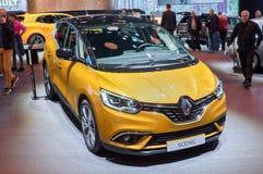 Renault Scenic Fotos de archivo