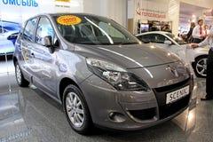 Renault Scenic Stock Photography