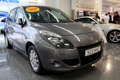 Renault Scenic Royalty Free Stock Photography