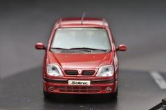 Renault Scenic Fotografia Stock Libera da Diritti