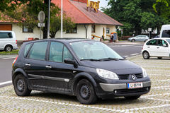 Renault Scenic Foto de archivo