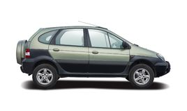 Renault Scenic RX4 Photographie stock