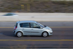 Renault Scenic Stock Images