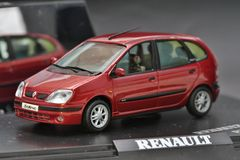 Renault Sceniczny Obrazy Stock