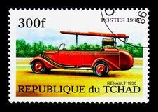 Renault (1930), serie dei camion dei vigili del fuoco, circa 1998 Immagini Stock