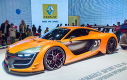 Renault Sport R.S. 01 Royalty Free Stock Images