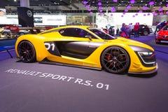 2014 Renault Sport R S 01 Royalty-vrije Stock Fotografie