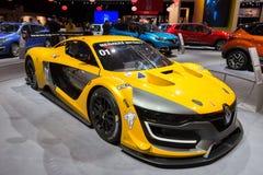 Renault sport R S 01 Zdjęcia Royalty Free