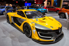 Renault Sport R.S. 01 Royalty Free Stock Photos