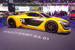 2014 Renault Sport R.S. 01 Royalty Free Stock Photography