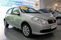 Renault Symbol Stock Photo